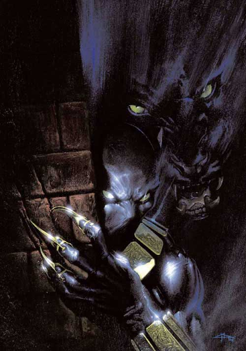 The Marvel art of Gabriele Dell'Otto: Cover gallery