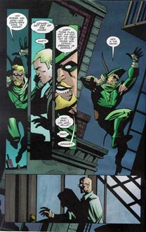 Green Arrow (c) DC Comics