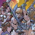 I Masters of the Universe interpretati da J. Scott Campbell