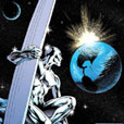 Silver Surfer by Alan Davis