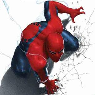 Spider-Man in mostra a Roma dal 7 al 30 Settembre