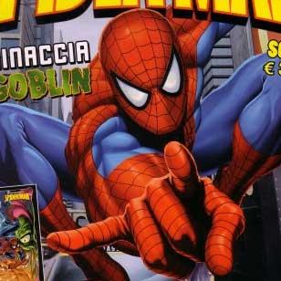 L'incredibile Spider-Man, la nuova rivista per ragazzi
