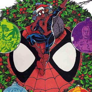 Buon Natale e felice anno nuovo da Spider-Man Italia!