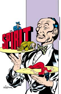 The Spirit (c) Will Eisner