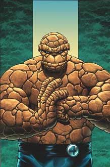The Thing (c) Marvel Comics