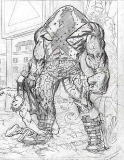 La versione &;ultimate&; del fenomeno - (c) marvel comics