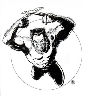Wolverine (c) Marvel Comics